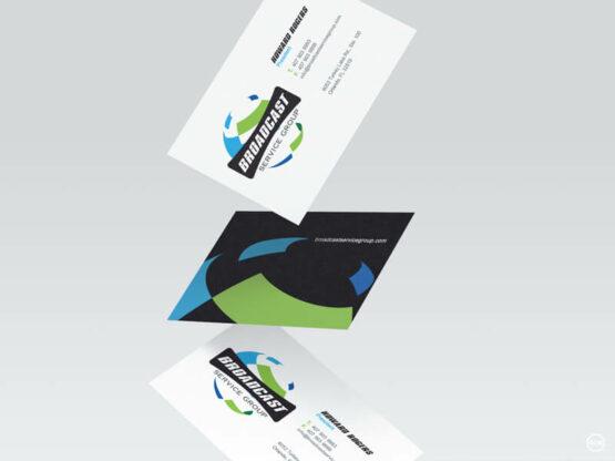 GOE Business card printing design Sumner, Washington